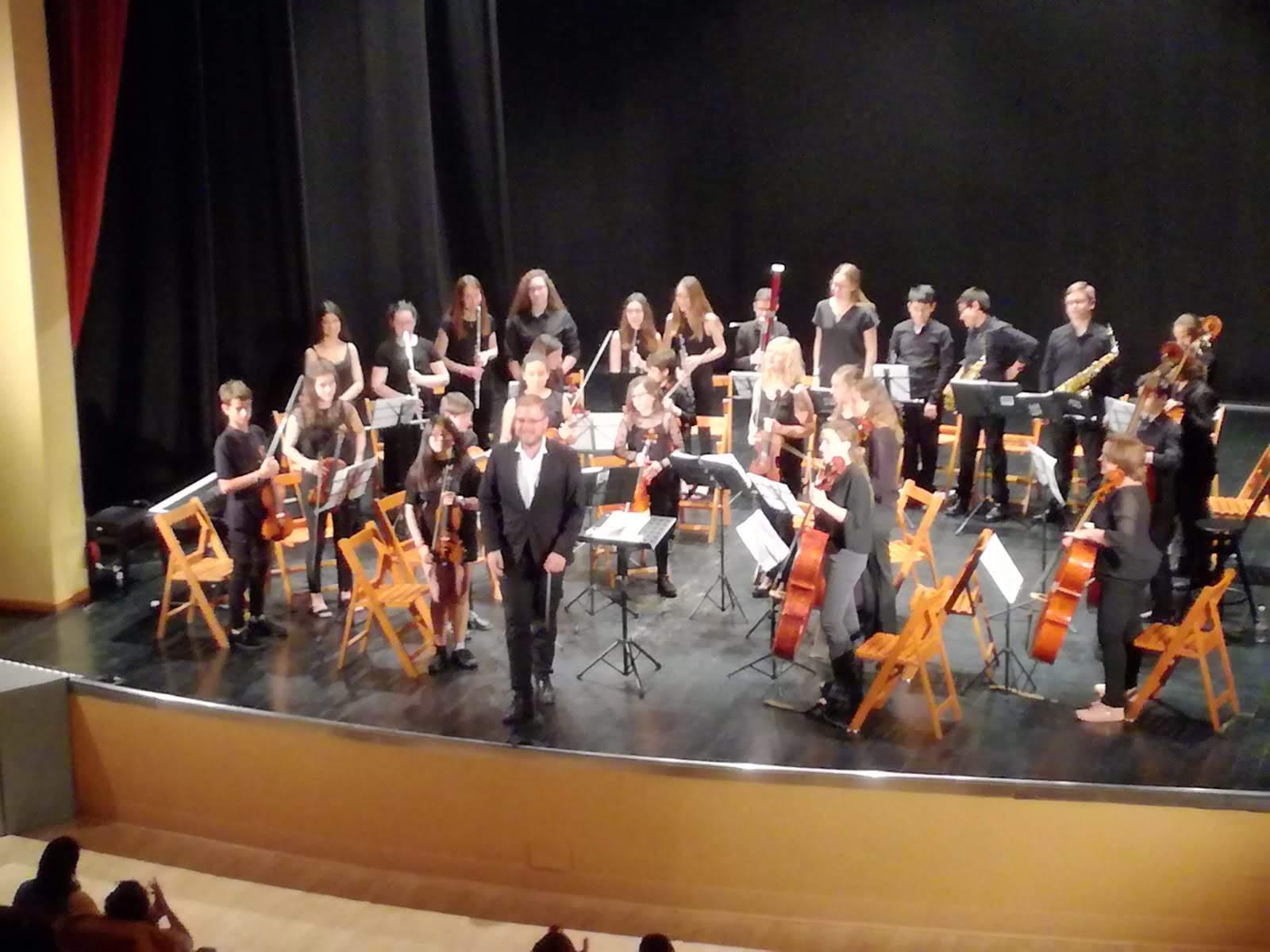 Orquesta Escuela Filarmonía de Sevilla