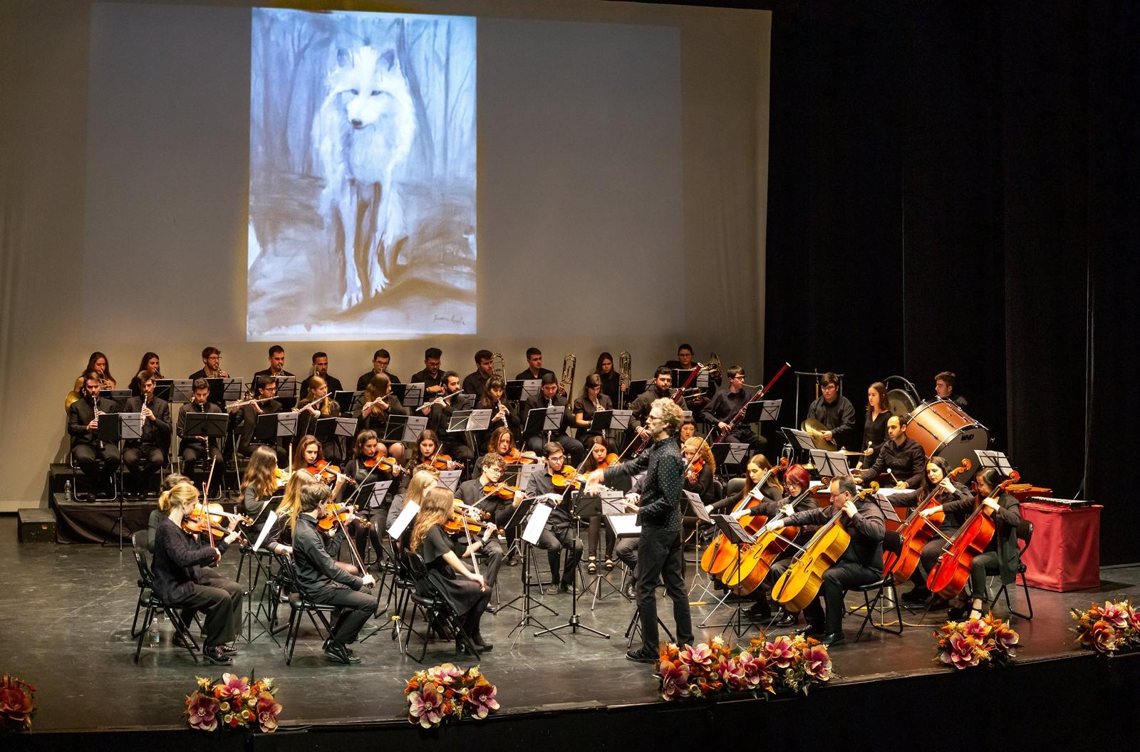 Orquesta Filarmonía de Sevilla -Jóvenes Intérpretes-